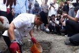 Arkom bangun huntap korban bencana Palu yang direlokasi mandiri