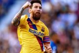Lionel Messi serang balik direktur olahraga Barcelona Eric Abidal
