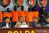 Polisi tangkap 8 tersangka pembobol rekening wartawan senior Ilham Bintang