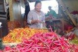 Kenaikan harga cabai merah picu inflasi di Kepri