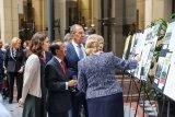 Menlu Federasi Rusia buka pameran arsip 70 tahun hubungan diplomatik RI-Rusia