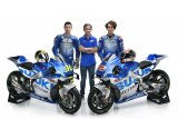 Ini tunggangan baru tim Suzuki Ecstar di MotoGP 2020