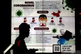 Kepala Lembaga Eijkman: Cuci tangan cara utama mencegah penularan virus corona