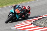 Quartararo puncaki hari pertama tes pramusim MotoGP di Sepang