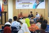 Haerul perakit pesawat asal Pinrang berbagi inspirasi kepada mahasiswa dan dosen