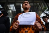 KPK terima surat keberatan dari Kompol Rossa