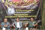 Ada Jubir Presiden di Bincang-bincang Kebangsaan rangkaian perayaan Cap Go Meh di Padang