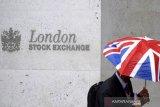 Saham Inggris menguat, indeks FTSE 100 terangkat 1,95 persen