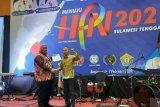 HPN 2021 di Sulawesi Tenggara