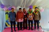 Yayasan BUMN Hadir untuk Negeri resmikan jembatan penambat di Maluku