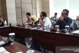 DLH Inhu hadiri undangan Kementerian Lingkungan Hidup dan Kehutanan
