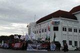 Sejumlah aktivis di Yogyakarta tolak