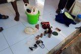 Dua orang pelaku pemboman ikan di perairan Masram Supiori ditangkap