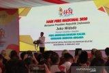 Presiden Jokowi: Negara membutuhkan kehadiran pers