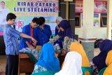 Mahasiswa UMP latih warga Cibiyuk Pemalang mengenai keamanan pangan