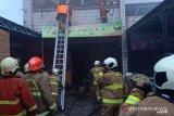 Pegawai perempuan asal Cianjur tewas dalam kebakaran kafe di Jatinegara