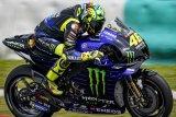 Rossi merasa puas dengan hasil tes pramusim di Sepang