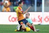 Napoli keok 2-3 di tangan Lecce
