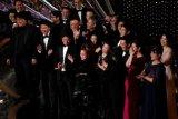 'Parasite' film Korea Selatan pertama yang menyabet piala Oscar