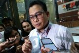 KPK eksekusi mantan Bupati Lampung Selatan Zainudin Hasan setelah kasasinya ditolak Mahkamah Agung