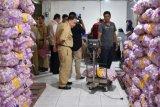 TPID Jateng  gelar inspeksi stabilkan harga bawang putih