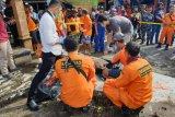 Jeven Samuel yang tenggelam di Pantai Parangtritis ditemukan meninggal