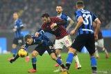 Inter Milan jalani pekan yang berat jelang derby Milan