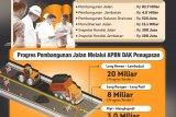 Alokasikan Rp 100,8 Miliar untuk Jalan dan Jembatan