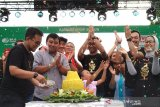 Grab Semarang beri apresiasi mitra  pada perayaan ulang tahun ke-3