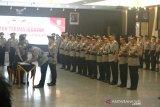 Kapolri Jenderal Pol Idham Azis   pimpin sertijab delapan kapolda