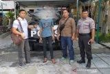 Polsek Palu Barat keluarkan tersangka pencurian ke JPU