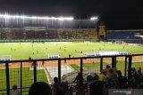 Laga persahabatan Persib vs Barito berakhir dengan skor 2-1