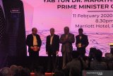 Novel receives anti-corruption award from Malaysia's PIACCF
