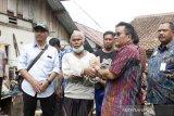 Baznas Kota Magelang salurkan bantuan korban pohon tumbang