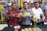Polresta Samarinda gagalkan peredaran sabu-sabu dua kilogram