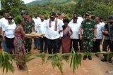 Wamen PUPR tinjau pembangunan infrastruktur di Kabupaten Tambrauw Papua Barat