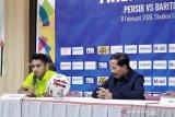 Pelatih  Barito Djanur usul kompetisi tak dilanjutkan jika situasi belum membaik