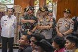 Panglima TNI dan Kapolri ke Natuna
