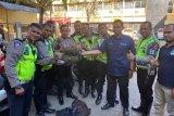 Polresta Banda Aceh amankan empat kilogram ganja saat razia lalu lintas