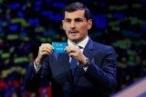 Iker Casillas mundur dari pencalonan presiden Federasi Sepak Bola Spanyol