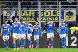 Inter ditumbangkan Napoli 0-1 di Coppa Italia