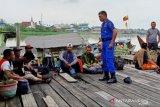 Polisi amankan kapal berisi 16 TKI ilegal dari Malaysia