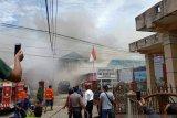20 napi jadi tersangka kerusuhan dan pembakaran di Rutan Kabanjahe