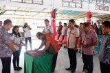 Sekda Sitaro Pimpin Sertijab Camat se-Wilayah Tagulandang