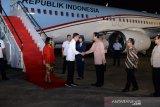 Hari ini, Presiden Jokowi akan kunjungi Taman Nasional Gunung Merapi