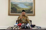 Ma'ruf Amin katakan Indonesia tetap membela Palestina