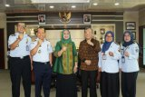 Staf Khusus Menkumham temui Wakil Gubernur Sulbar