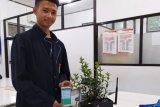Mahasiswa ITTP sukses rancang teknologi telekomuniksasi pemantau tanaman
