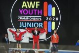 Lifter Windy Cantika raih emas Kejuaraan Asia Junior 2020