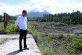 Presiden Joko Widodo tinjau Sabo Dam pengendali lahar Gunung Merapi